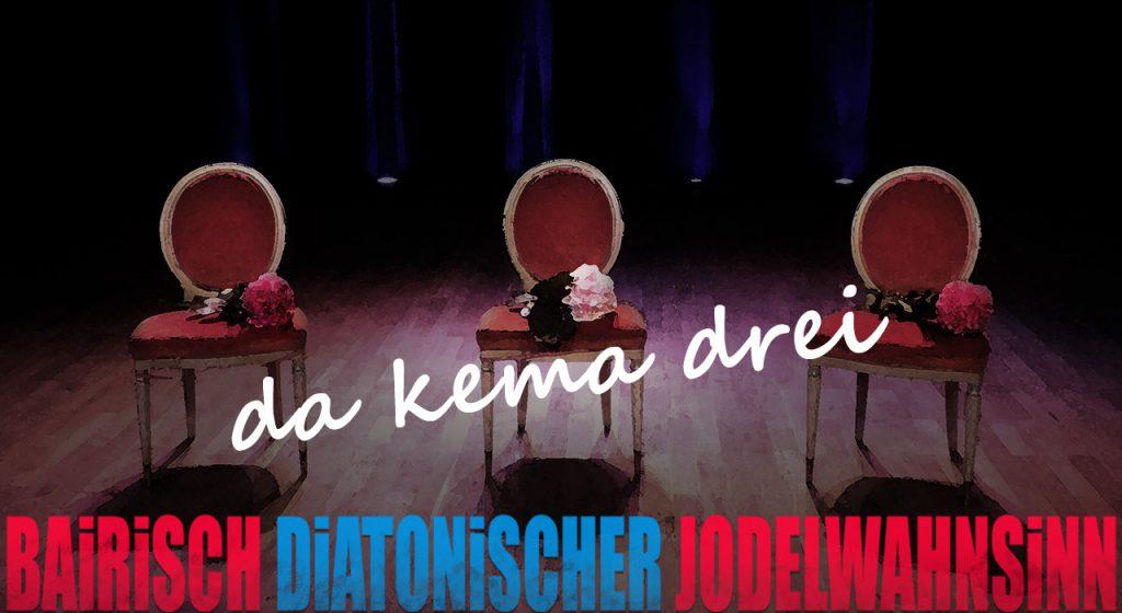 Titel-Termine (drei Stühle mit Blumen)